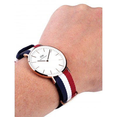 Мъжки часовник Daniel Wellington Classic Cambridge 0103DW