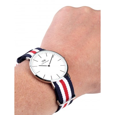 Мъжки часовник Daniel Wellington Classic Canterbury 0202DW