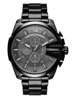 Мъжки часовник Diesel Mega Chief DZ4355 Chrono