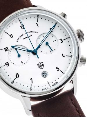 Мъжки часовник DuFa Hannes DF-9003-02 Chrono
