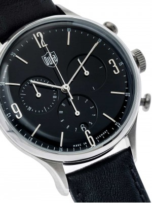 Мъжки часовник DuFa Van der Rohe DF-9002-01 Chrono