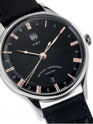Мъжки часовник DuFa Weimar DF-9006-01 GMT
