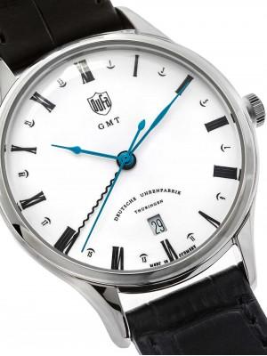 Мъжки часовник DuFa Weimar DF-9006-02 GMT