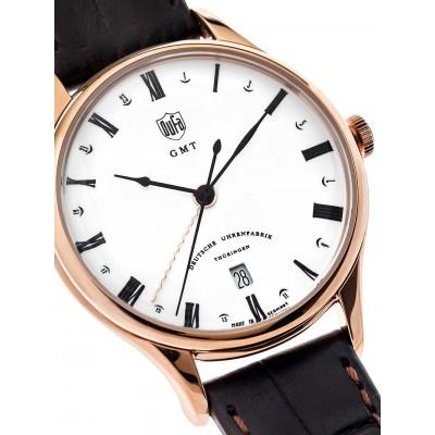 Мъжки часовник DuFa Weimar DF-9006-04 GMT