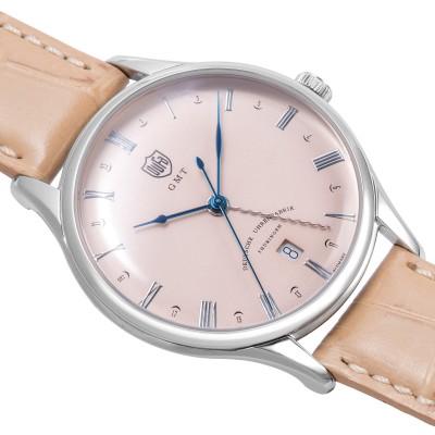 Мъжки часовник DuFa Weimar DF-9006-05 GMT