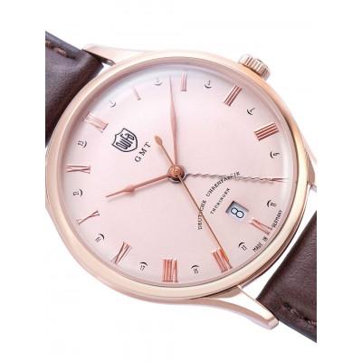 Мъжки часовник DuFa Weimar DF-9006-07 GMT