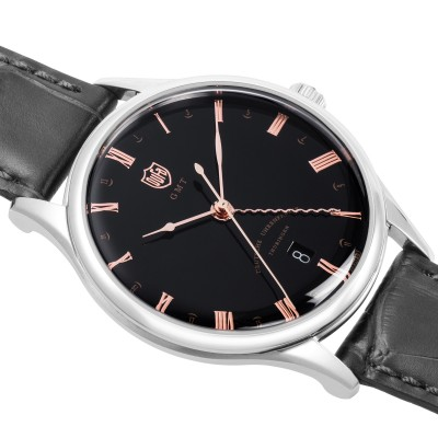 Мъжки часовник DuFa Weimar DF-9006-08 GMT