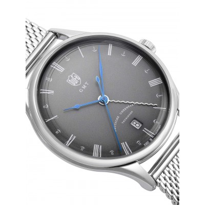 Мъжки часовник DuFa Weimar DF-9006-11 GMT