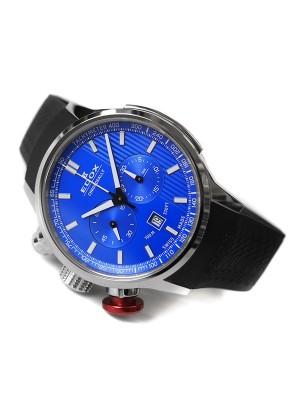 Мъжки часовник Edox Chronorally 10302 3 BUIN