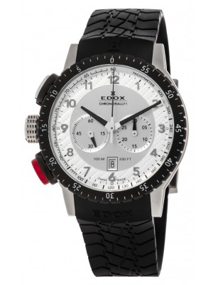 Мъжки часовник Edox Chronorally 1 Chronograph 10305 3NR AN