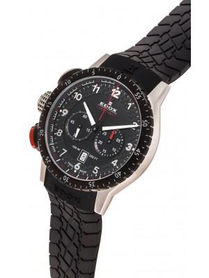 Мъжки часовник Edox Chronorally 1 Chronograph 10305 3NR NR