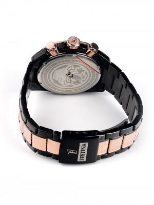 Мъжки часовник Festina Chronograph F16888/1 Dual-Time