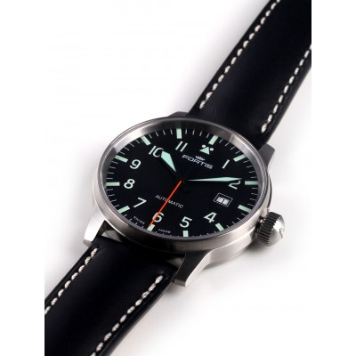 Мъжки часовник Fortis Flieger Grenchen 595.11.41 L01