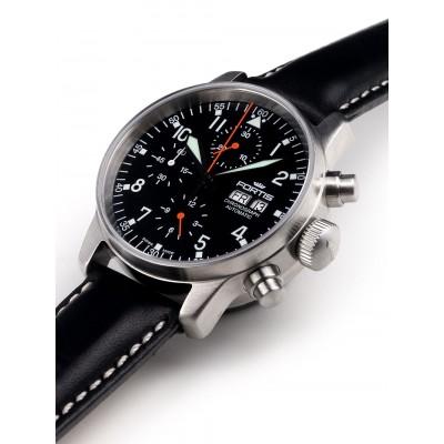 Мъжки часовник Fortis Flieger Chrono 597.11.11 L01