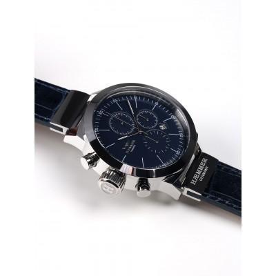 Мъжки часовник Haemmer Classica HK-03 Blues