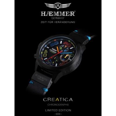 Мъжки часовник Haemmer Creatica CR-03-D Vince