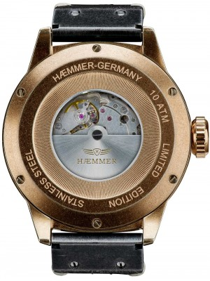 Мъжки часовник Haemmer Hank VA-05 Automatic