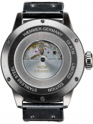 Мъжки часовник Haemmer Hudson VA-04 Automatic