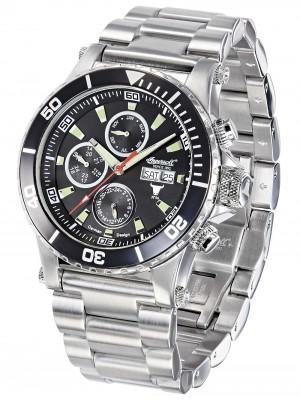 Мъжки часовник Ingersoll Bison No.66 IN1511BKMB