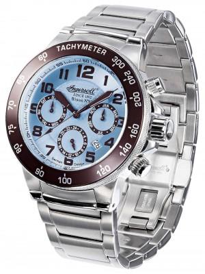 Мъжки часовник Ingersoll Bison No.67 IN1512BLMB