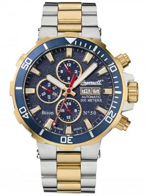 Мъжки часовник Ingersoll Bison No.50 IN1314GBLM