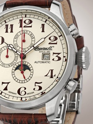 Мъжки часовник Ingersoll Buffalo III IN1616GR