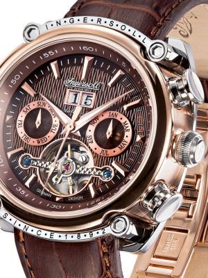 Мъжки часовник Ingersoll Las Vegas IN6909RBR
