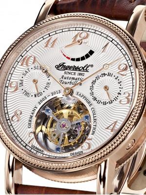 Мъжки часовник Ingersoll Raton IN5308RWH Tourbillon
