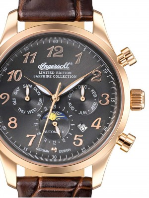 Мъжки часовник Ingersoll Santa Anna II IN1420RGU