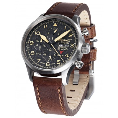 Мъжки часовник Ingersoll Bison No.71 IN1513SBK