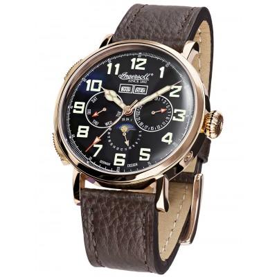Мъжки часовник Ingersoll De Weerd IN1917RBK