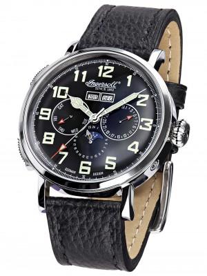 Мъжки часовник Ingersoll De Weerd IN1917SBK