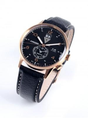 Мъжки часовник Junkers G38 6942-5 Dual-Time