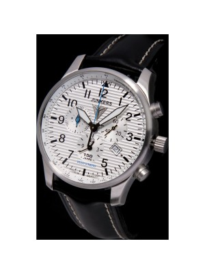 Мъжки часовник Junkers Hugo 6684-1 Chronograph