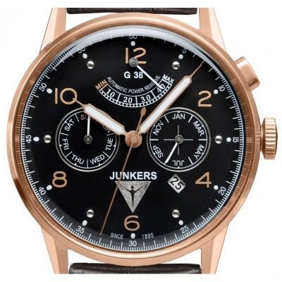 Мъжки часовник Junkers G38 6964-5 Automatic