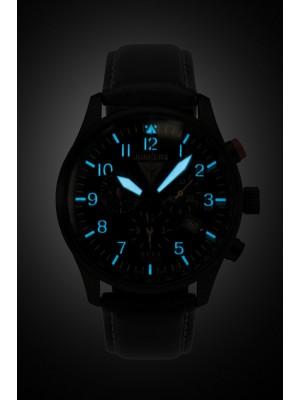 Мъжки часовник Junkers Hugo 6680-2 Chronograph