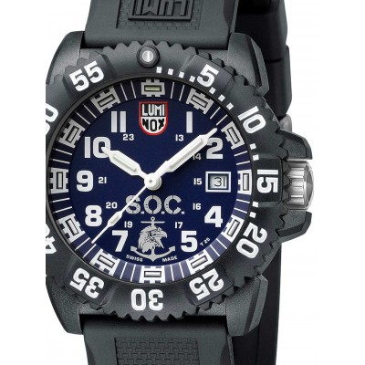 Мъжки часовник Luminox Navy Seal Colormark XS.3053.SOC.SET