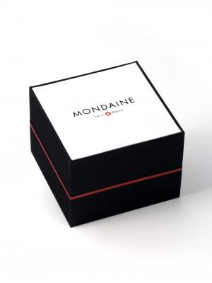 Мъжки часовник Mondaine Evo A468.30352.14SBB Alarm