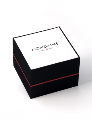Мъжки часовник Mondaine Evo A132.30348.11SBB Automatic