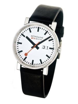 Мъжки часовник Mondaine Evo A627.30303.11SBB Big Date