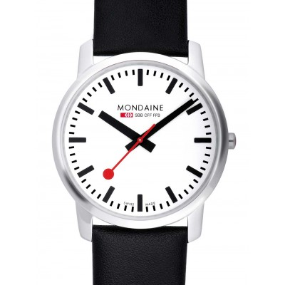 Мъжки часовник Mondaine Simply Elegant A638.30350.11SBB