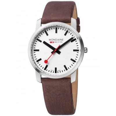 Мъжки часовник Mondaine Simply Elegant A638.30350.11SBG