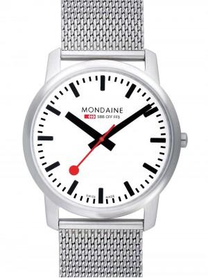 Мъжки часовник Mondaine Simply Elegant A638.30350.16SBM