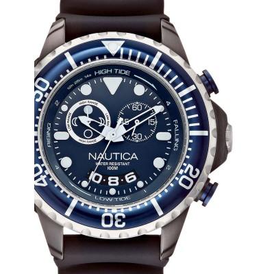 Мъжки часовник Nautica NMX 650 A32600G Tide Chrono