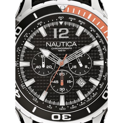 Мъжки часовник Nautica NST 02 Chrono A21017G