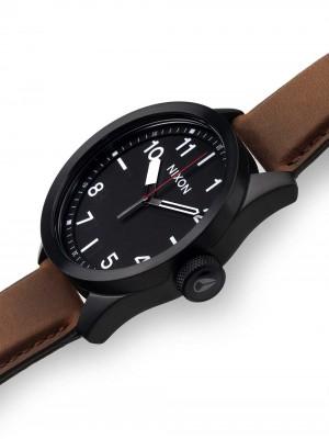 Мъжки часовник Nixon Safari Leather A975-1032