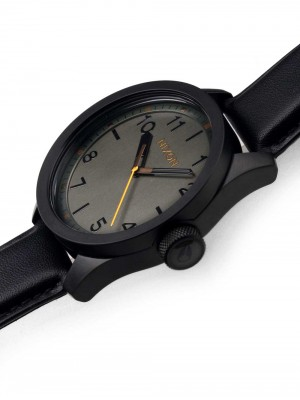 Мъжки часовник Nixon Safari Leather A975-2430