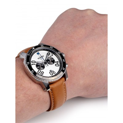 Мъжки часовник Nixon Ranger Chrono Leather A940-2092