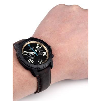 Мъжки часовник Nixon Ranger Chrono Leather A940-2209