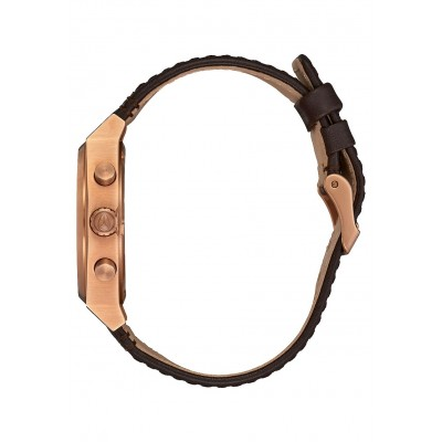 Мъжки часовник Nixon Time-Teller Chrono Leather A1164-2001
